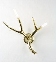 Sconce - Gold