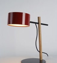 Desk Lamp - Red
